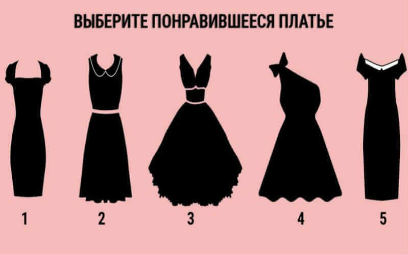 Тест: как можно определить характер по выбору одежды?